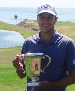 Jamie Puterbaugh Wins Southern California PGA Match Play